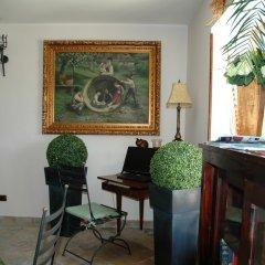 Charme Hotel Villa Principe di Fitalia Сиракуза интерьер отеля фото 2