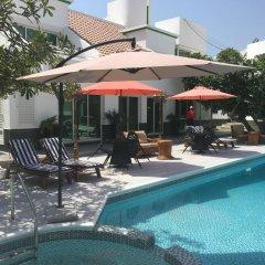 Отель Al Khalidiah Resort ОАЭ, Шарджа - 1 отзыв об отеле, цены и фото номеров - забронировать отель Al Khalidiah Resort онлайн бассейн