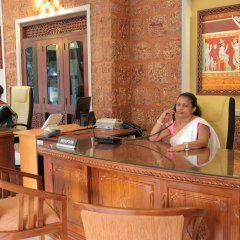 Отель Wunderbar Beach Club Hotel Шри-Ланка, Бентота - отзывы, цены и фото номеров - забронировать отель Wunderbar Beach Club Hotel онлайн интерьер отеля фото 2