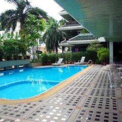 Отель Sc Sathorn Boutique Бангкок бассейн