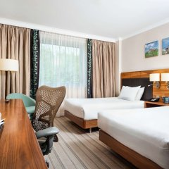 Отель Hilton Garden Inn Krakow Краков удобства в номере фото 2