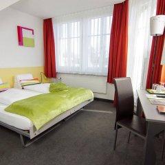 Отель Waldhorn Швейцария, Берн - отзывы, цены и фото номеров - забронировать отель Waldhorn онлайн комната для гостей фото 3