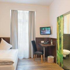 Отель Deutsche Eiche Германия, Мюнхен - отзывы, цены и фото номеров - забронировать отель Deutsche Eiche онлайн комната для гостей фото 2
