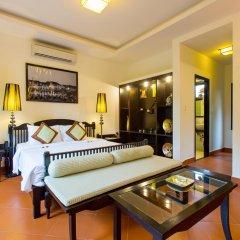 Отель Phu Thinh Boutique Resort & Spa комната для гостей