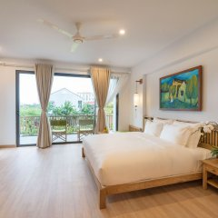Отель Unity Villa Hoi An Хойан комната для гостей фото 4