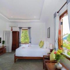 Отель An Bang Garden Homestay 3* Номер Делюкс с различными типами кроватей фото 5
