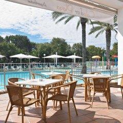 Отель Apartamentos Cala d'Or Playa бассейн фото 3