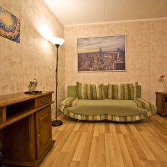 Апартаменты Lakshmi Great Apartment VDNH комната для гостей фото 2