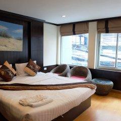 Отель Everest Boutique 8 Inn Бангкок комната для гостей фото 4