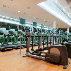 Отель Millennium Hilton Seoul фитнесс-зал фото 2