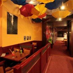 Отель Atlantic Hotel Чехия, Прага - 11 отзывов об отеле, цены и фото номеров - забронировать отель Atlantic Hotel онлайн гостиничный бар
