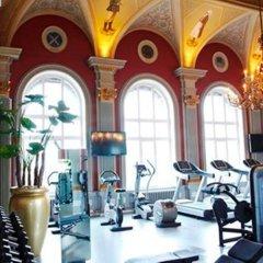 Отель Comfort Hotel Malmö Швеция, Мальме - отзывы, цены и фото номеров - забронировать отель Comfort Hotel Malmö онлайн фитнесс-зал фото 4