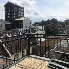 Отель De Gulden Waagen Нидерланды, Неймеген - отзывы, цены и фото номеров - забронировать отель De Gulden Waagen онлайн балкон