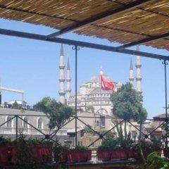 Sultan's Inn Турция, Стамбул - 9 отзывов об отеле, цены и фото номеров - забронировать отель Sultan's Inn онлайн приотельная территория