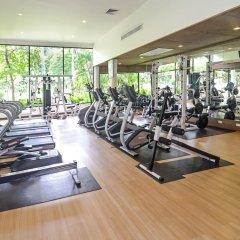Отель Katathani Phuket Beach Resort фитнесс-зал фото 4