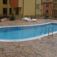 Отель Suite Kremena Болгария, Свети Влас - отзывы, цены и фото номеров - забронировать отель Suite Kremena онлайн бассейн