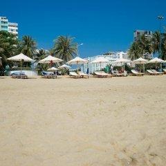 An Vista Hotel пляж