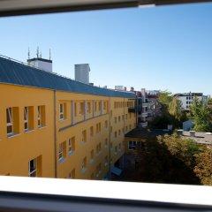 Haus International Hostel балкон