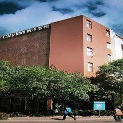 Отель City Inn OCT Loft Branch Китай, Шэньчжэнь - отзывы, цены и фото номеров - забронировать отель City Inn OCT Loft Branch онлайн парковка