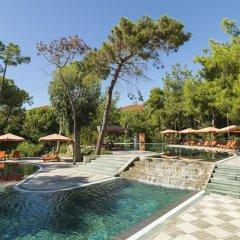 Отель Ali Bey Resort Sorgun - All Inclusive бассейн