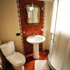 Hotel Vila e Arte ванная