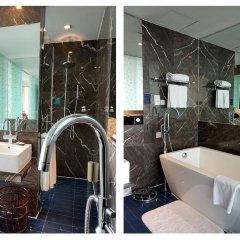 Gathering Hotel ванная фото 2