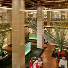 Отель Crowne Plaza Xian фитнесс-зал фото 4