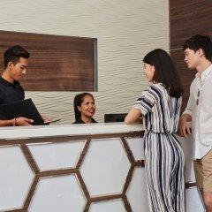 Tribe Hotel Pattaya интерьер отеля фото 2