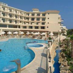 Aquamare Beach Hotel & Spa бассейн фото 2