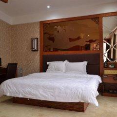 Отель Guangzhou Yu Cheng Hotel Китай, Гуанчжоу - 1 отзыв об отеле, цены и фото номеров - забронировать отель Guangzhou Yu Cheng Hotel онлайн комната для гостей фото 5