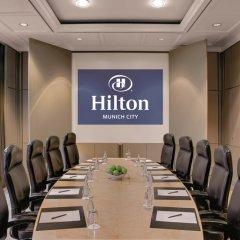Отель Hilton Munich City фото 2