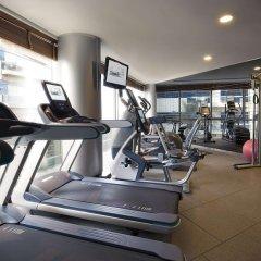 Отель Hilton Creek Дубай фитнесс-зал фото 3