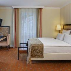 Отель Steigenberger Grandhotel Belvedere Швейцария, Давос - 1 отзыв об отеле, цены и фото номеров - забронировать отель Steigenberger Grandhotel Belvedere онлайн комната для гостей фото 4