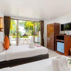 Отель Club Bamboo Boutique Resort & Spa удобства в номере