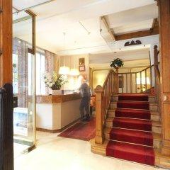 Отель Hôtel du Simplon Франция, Лион - отзывы, цены и фото номеров - забронировать отель Hôtel du Simplon онлайн интерьер отеля фото 3