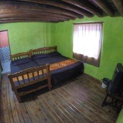 Отель Posada St Cruz Creel Мексика, Креэль - отзывы, цены и фото номеров - забронировать отель Posada St Cruz Creel онлайн комната для гостей фото 3