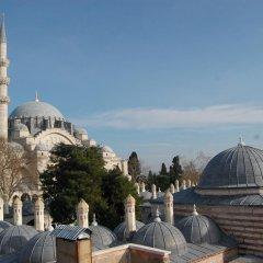 Отель Burckin Suleymaniye балкон