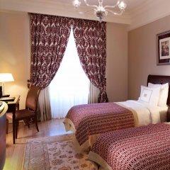 Pera Palace Hotel комната для гостей фото 7