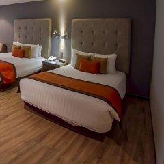 Отель El Diplomatico Hotel Мексика, Мехико - отзывы, цены и фото номеров - забронировать отель El Diplomatico Hotel онлайн комната для гостей фото 2