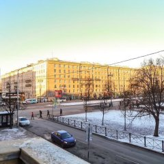 Апартаменты Ag Apartment Moskovsky 216 Санкт-Петербург балкон