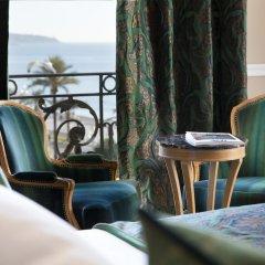 Hotel Le Negresco Ницца удобства в номере фото 2