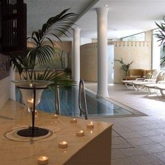Отель Annabell Италия, Меран - отзывы, цены и фото номеров - забронировать отель Annabell онлайн бассейн фото 2