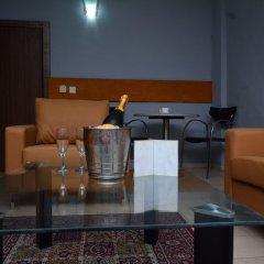 Отель Golden Tulip Airport Hotel Нигерия, Варри - отзывы, цены и фото номеров - забронировать отель Golden Tulip Airport Hotel онлайн комната для гостей фото 5