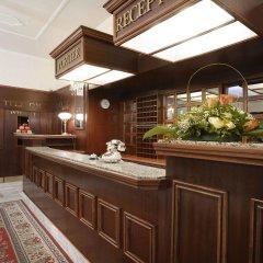 Отель Excelsior Чехия, Марианске-Лазне - отзывы, цены и фото номеров - забронировать отель Excelsior онлайн интерьер отеля фото 3