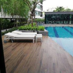 Отель Niche Mono Sukhumvit 50 By Ariva Бангкок бассейн фото 2
