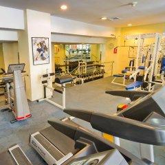 Отель President Solitaire фитнесс-зал фото 2