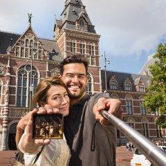 Отель Citadel Нидерланды, Амстердам - 2 отзыва об отеле, цены и фото номеров - забронировать отель Citadel онлайн балкон