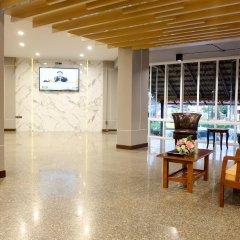 Отель Krabi Royal Hotel Таиланд, Краби - отзывы, цены и фото номеров - забронировать отель Krabi Royal Hotel онлайн интерьер отеля