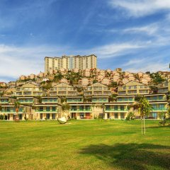 Goldcity Hotel - All Inclusive пляж