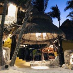 Отель Beachfront Hotel La Palapa - Adults Only Мексика, Остров Ольбокс - отзывы, цены и фото номеров - забронировать отель Beachfront Hotel La Palapa - Adults Only онлайн помещение для мероприятий фото 2